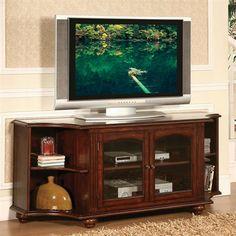 Homelegance 8059-T Piedmont TV Stand