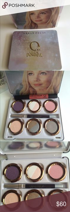 Urban Decay Glinda palette Brand new . Authentic. Out of stock Makeup Eyeshadow