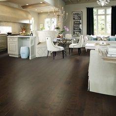 "Shaw Floors Pittman 5"" Engineered Birch Hardwood Flooring in Morton"