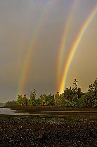 Double Rainbows... *