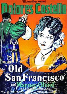Old San Francisco, 1927