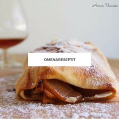 Omenareseptit Oreo, French Toast, Breakfast, Food, Morning Coffee, Essen, Meals, Yemek, Eten