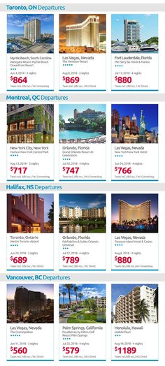 We offer discounted flight and hotel packages to the most popular destinations. For cheap flight and hotel rates book with us today. Cheap Flights And Hotels, Hotels And Resorts, Hotel Packages, Flight And Hotel, Nevada, Cuba, Caribbean, Las Vegas