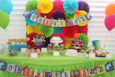 Mad Hatter/Alice in Wonderland Birthday Party Ideas   Photo 22 of 58   Catch My Party