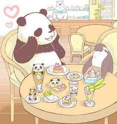 Shiro Kuma Polar Bear Cafe