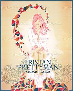Tristan Prettyman Poster by Winardi Winn on CreativeAllies.com