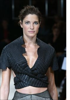Azzedine Alaia haute couture printemps-été 2003