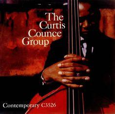 contemporary records; curtis counce, jack sheldon, harold land, carl perkins, frank butler, 1957