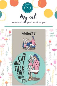 Check out our newest pet lover swag in our shop. We've introduced new items such as magnets, pet tags, mugs, and other smartassy merch to suit your sense of humor!  Pets | Cats | Cat | Pet | Funny | Relatable Sayings | Phrases | Quotes | Pictures | Memes | Jokes | Aesthetic | Art | Drawing | Meme | Themes
