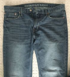 American Eagle Jeans Mens (Relaxed 36/36) #AmericanEagleOutfitters #Relaxed