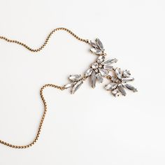 Hepburn Marquise Necklace