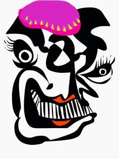 'La vieja bruja dueña de la Galería de Arte' by Rony.