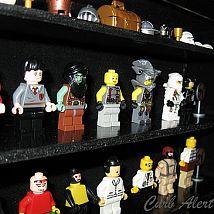 Organizing those Billions of Lego Dudes!