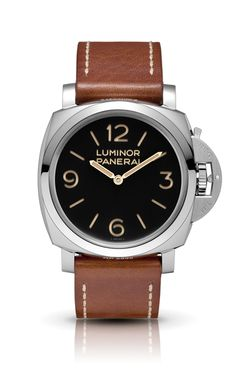 Men's Luminor 1950 3 Days PAM00372 - Collection 3 Days - Watches Officine Panerai