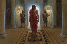 """I asked Jesus Christ, """"How much do you love me ?"""" and Jesus Christ said, """"This much ."""" then He stretched out His arms and died . Religious Pictures, Jesus Pictures, Jesus Art, My Jesus, King Jesus, Jesus On The Cross, Catholic Art, Religious Art, Roman Catholic"""