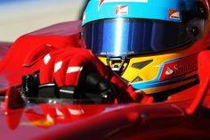 Super photo shots of F1 GP 2012 USA & Brazil - Ferrari - Alonso