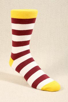 Urban Outfitters - Bright Block Stripe Socks