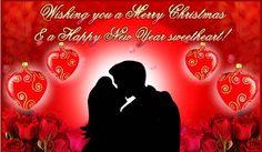 114 best animated christmas cards images on pinterest animated a beautiful and romantic christmas ecard for your sweetheart valentines card for husband valentines m4hsunfo