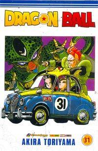 LIGA HQ - COMIC SHOP DRAGON BALL #31 - Dragon Ball - Mangá PARA OS NOSSOS HERÓIS NÃO HÁ DISTÂNCIA!!!