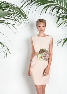 Vestidos de fiesta, vestidos para boda, Matilde Cano, colección 2017
