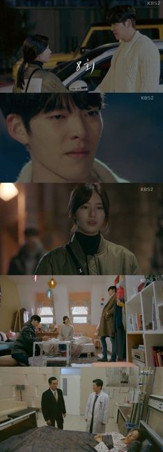 [Spoiler] Added episode 8 captures for the #kdrama 'Uncontrollably Fond'