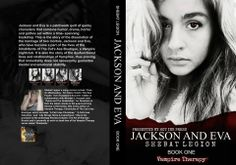 Jackson and Eva - Book One of Vampire Therapy by Shebat Legion