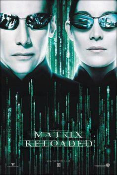 Matrix reloaded (2003) EEUU. Dirs: Andy e Larry Wachowski. Acción. Ciencia ficción. Thriller - DVD CINE 608-II