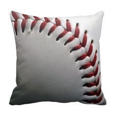Cool Baseball Sports Would look great in the game room or boys bedroom. White pleather and thick red yarn? Sports Baseball, Baseball Mom, Baseball Stuff, Baseball Uniforms, Nationals Baseball, Better Baseball, Baseball Jerseys, Baseball Equipment, Baseball Caps