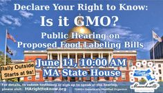 Tell Congress:  We deserve to know.  Label GMO Food! - Everybody Eats News