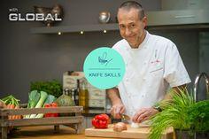 Michel Roux Jr. Knife Skills Masterclass