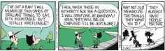 Agnes Comic Strip, March 22, 2014 on GoComics.com