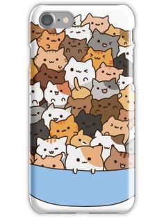Mug Kittens iPhone 7 Snap Case