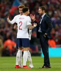 England boss Southgate says Walkers international career is not over FourFourTwoCatch all of the action with NuMediaEntertainment.com Manchester City, Manchester United, Kieran Trippier, Kyle Walker, Jack Grealish, Jesse Lingard, Gareth Southgate, Marcus Rashford