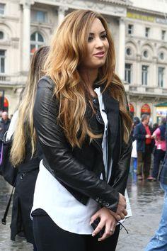 #DemiLovato-Dianne Nola | Hair Stylist | Curly Hair Specialist | www.nolastudio.com