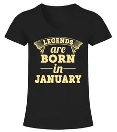 43721798 Legends Are Born In January T-Shirts. Army Girlfriend ShirtsFunny GirlfriendI  Love My ...