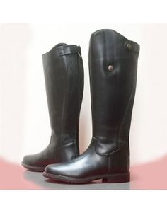 Synthia Dress Boot by Fuller Fillies Beautiful synthetic leather boot made to the same design and quality as our leather version!
