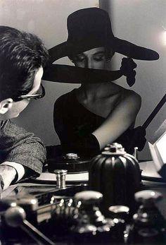 by Frank Horvat, Harper's Bazaar 1962