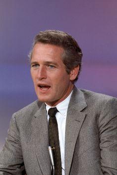 Paul Newman, um gato entre nós.