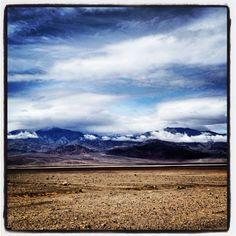 Artist's Loop, Death Valley
