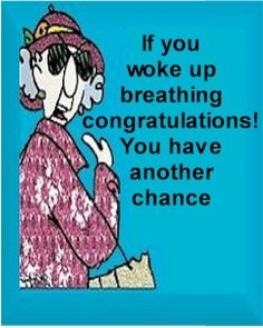 If you woke up breathing CONGRATULATIONS! You have another chance. http://www.boekenoverwater.nl #health #netipot #innerbeauty #yoga #cleansing http://www.shivohamyoga.nl/#essentialoils #healingwater #water #watercrystals #emoto