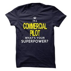 (Tshirt Deal Today) COMMERCIAL PILOT [Hot Discount Today] Hoodies