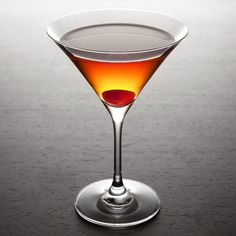 A Sweetheart - 2 oz of apple juice, 3 oz of cranberry juice, 1 oz of honey and 1.5 oz of vodka   with a cherry as garnish   Google Image Result for http://cdn.liquor.com/wp-content/uploads/2010/11/red-hook1.jpg