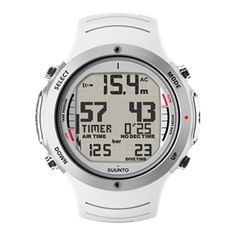 Awesome - New all white Suunto D6i