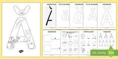 Imagini pentru litera ă de tipar Floor Plans, Diagram, Pdf, Floor Plan Drawing, House Floor Plans
