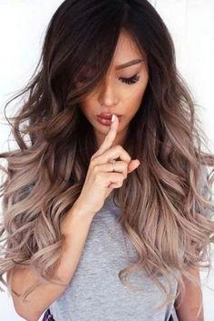 Red Brunette Hair, Brunette Hair Color With Highlights, Brown Blonde Hair, Hair Color Dark, Hair Highlights, Hair Colour, Hair Dye Colors, Balayage Hair, Ombre Hair