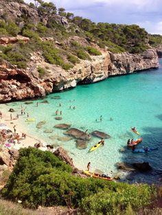 Cala des Moro, #Ibiza #beach #Summer