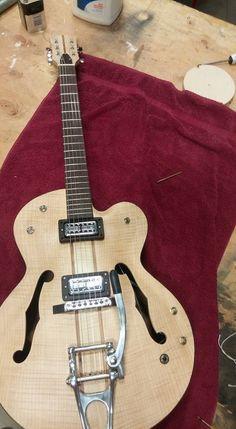 First Guitar Build