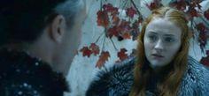 Game of Thrones saison 6, episode 10, season finale, hbo, jon snow, winterfell, sansa, couple, littlefinger, rickon, death
