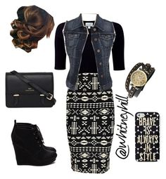 """""""Casual Day Out!!"""" by whitneyhill ❤ liked on Polyvore featuring Pure Collection, Boohoo, Keds, Sloane and Bling Jewelry"""