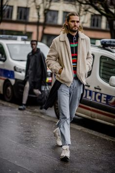 The best street style from Paris Fashion Week Men's AW18 | British GQ